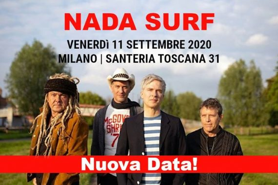 Le news di oggi: Nada Surf, Car Seat Headrest, Sorry, Oh Sees, Sufjan Stevens