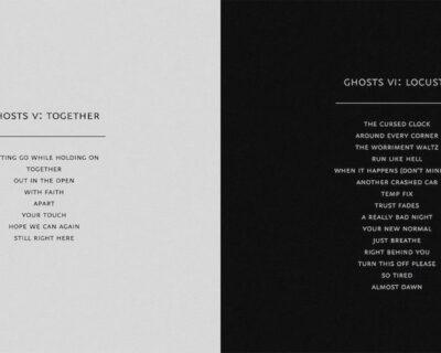 Le news di oggi: Nine Inch Nails, Glass Animals, Ben Gibbard, Trace Mountains, Nation Of Language