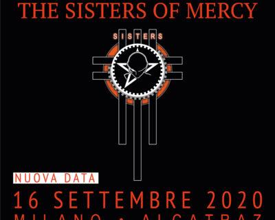 Le news di oggi: Sisters Of Mercy, Biffy Clyro, Patti Smith, Dream Wife, Working Men's Club, Westerman