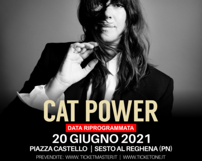 Le news di oggi: Cat Power, Todays, The Howl & The Hum, Cigarettes After Sex