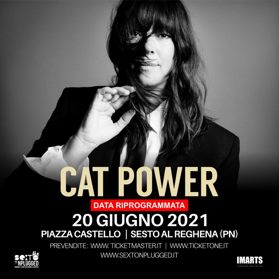 Cat Power @ Sexto 'Nplugged, Sesto al Reghena (PN) @ Sexto 'Nplugged | Sesto Al Reghena | Friuli-Venezia Giulia | Italia