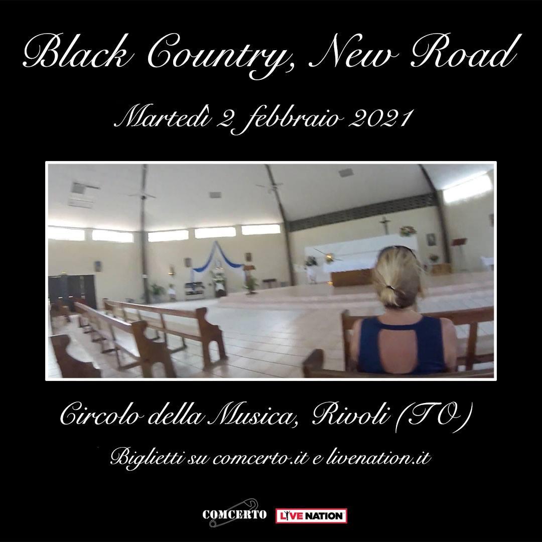 Black Country, New Road @ Circolo della Musica, Rivoli (TO) @ Circolo della Musica | Rivoli | Piemonte | Italia