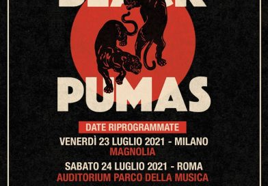 Le news di oggi: Black Pumas, Bob Mould, Melvins & Mudhoney, Rolling Blackouts C.F., Mildlife
