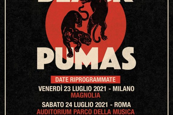 Le news di oggi: Black Pumas, Bob Mould, Melvins & Mudhoney, Rolling Blackouts C.F., Mildlife