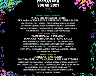 Festivalnews: Primavera, Best Kept Secret, Roskilde, Isle Of Wight, San Gallo