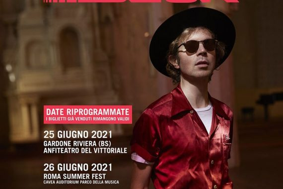 Le news di oggi: Beck, White Buffalo, Jonathan Bree, Samantha Fish, Kasabian