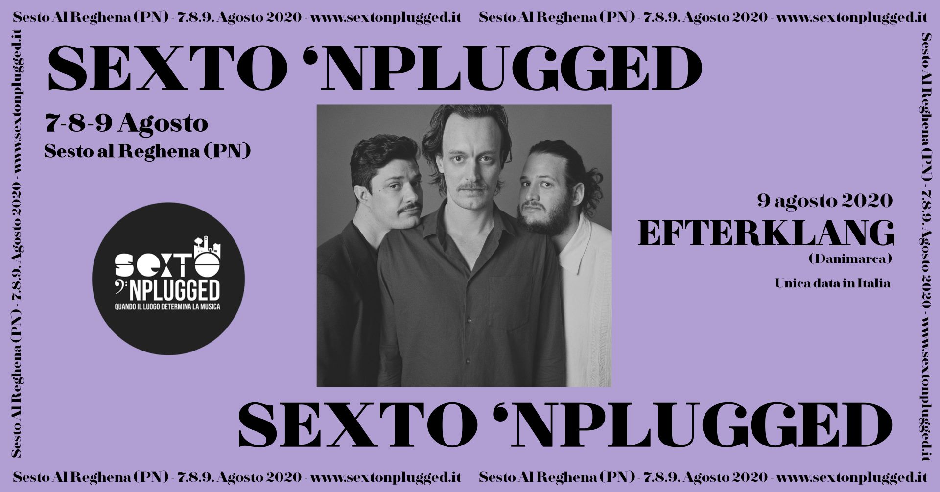 Efterklang @ Sexto, Sesto al Reghena @ Sexto 'Nplugged | Sesto Al Reghena | Friuli-Venezia Giulia | Italia