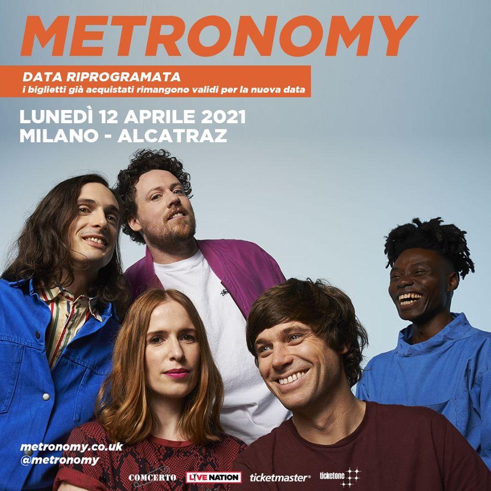 Metronomy @ Alcatraz, Milano @ Alcatraz | Milano | Lombardia | Italia
