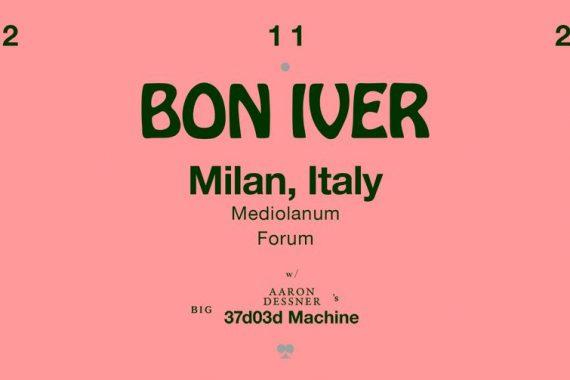 Le news di oggi: Bon Iver, Nada Surf, Fenne Lily, Sum 41, Tony Hadley