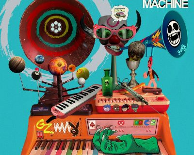 Gorillaz: 'Song Machine, Season One: Strange Timez' (Parlophone, 2020)