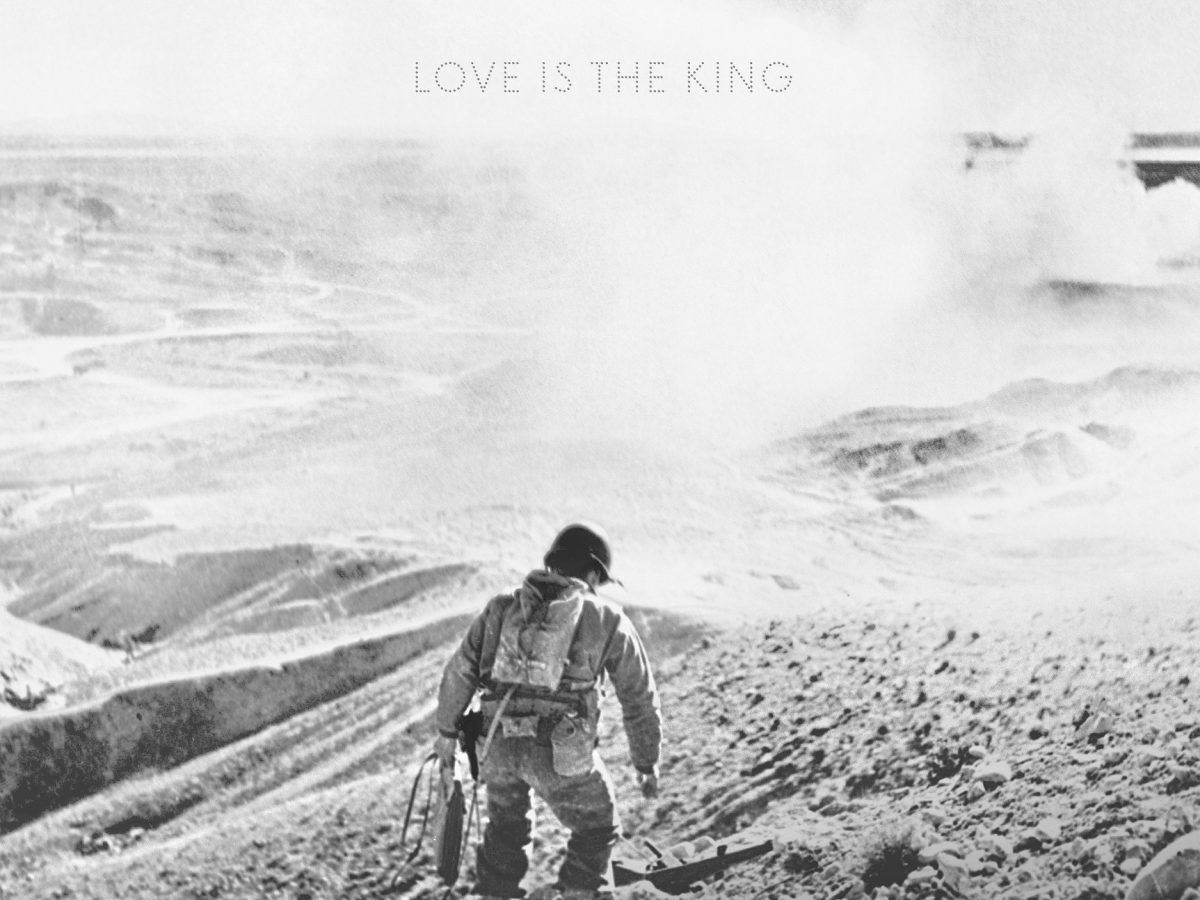 Jeff Tweedy: 'Love Is The King' (dBpm, 2020)