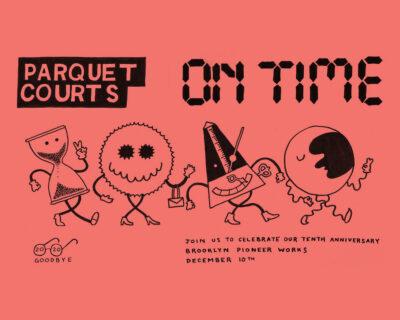 Le news di oggi: Parquet Courts, Phoebe Bridgers, Antlers, Alfie Templeman, Kiwi Jr, Temples