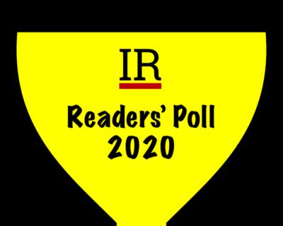 La Top 20 dei lettori: 2020