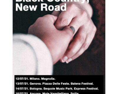 Nuovi concerti: Black Country New Road, Cat Power, Distillers, Rover, Lumineers, Bananagun, Fu Manchu