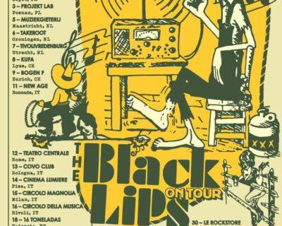 Nuovi concerti: Black Lips, Ben Harper, Inhaler, Bambara, Tricky, Pearl Charles, Josh Rouse, Devendra Banhart