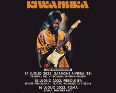 Nuovi concerti: Michael Kiwanuka, Squid, Russian Circles, La Femme, Eric Clapton