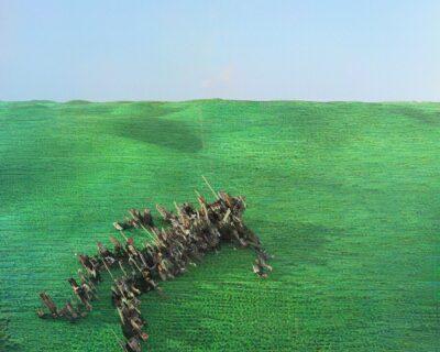 Squid: 'Bright Green Field' (Warp, 2021)