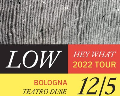Nuovi concerti: Low, Jake Bugg, Lorde, Biffy Clyro, Sting