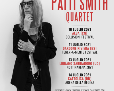 Nuovi concerti: Patti Smith, The Comet Is Coming, Los Bitchos, Wolfmother, All Them Witches, Clap Your Hands Say Yeah