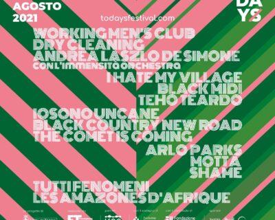 Nuovi concerti: Todays Festival, Cheap Trick, Black Pumas, Sons Of The East, Anneke Van Giersbergen