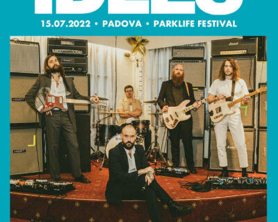 Nuovi concerti: Idles, Yungblud, James Taylor, John Mayall, Quill