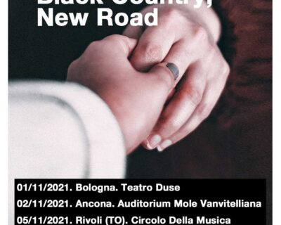 Nuovi concerti: Black Country New Road, LP, Casey Lowry, Jacob Lee, Y Not