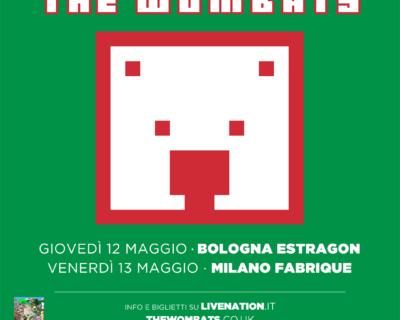 Nuovi concerti: Wombats, Roisin Murphy, Kaki King, Viagra Boys, Whitesnake