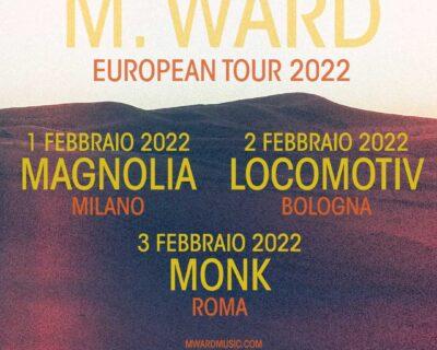 Nuovi concerti: M. Ward, Sondre Lerche, Bring Me The Horizon, You Me At Six, Bryan Adams, Rock The Castle